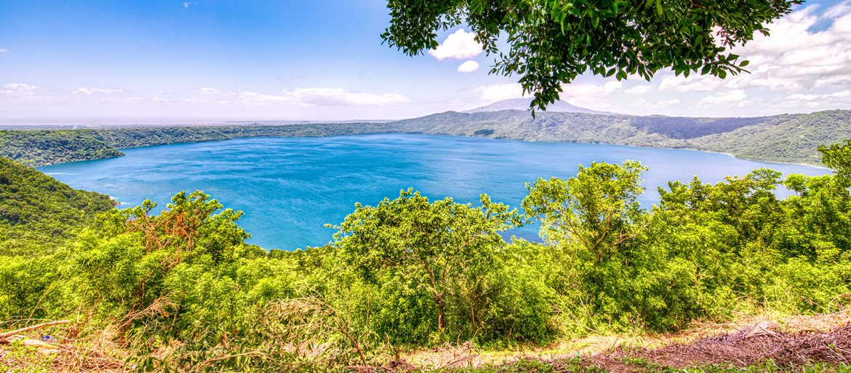 History of the Apoyo Lagoon Natural Reserve, Nicaragua