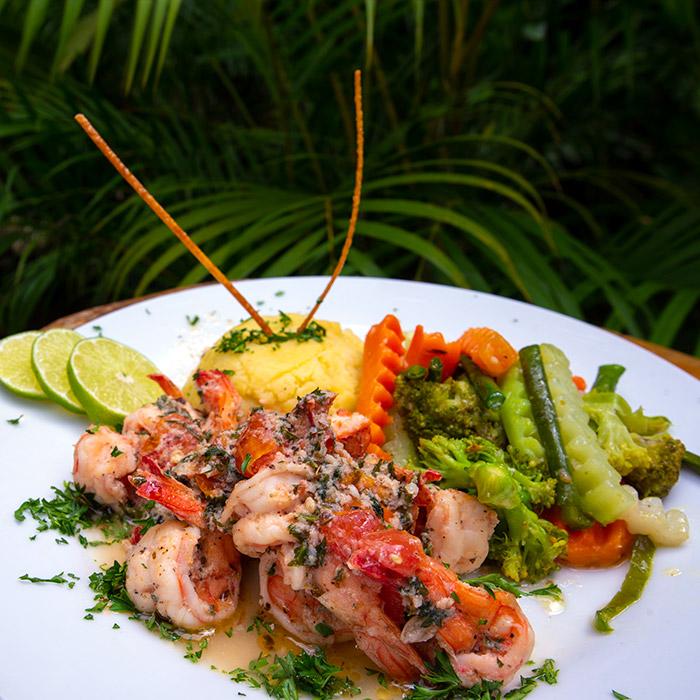 Menu Restaurant Bar Paradiso Laguna de Apoyo Nicaragua