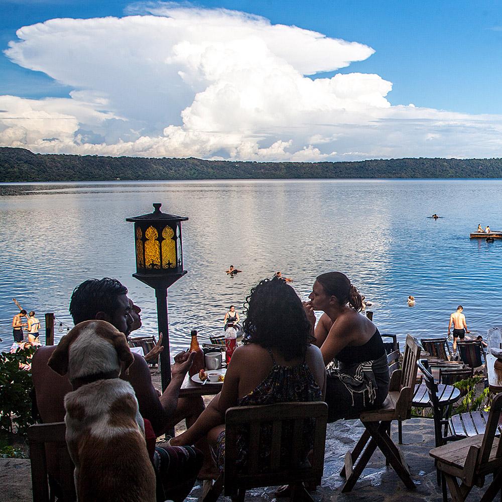 Paradiso Hostel Nicaragua Trivia Night