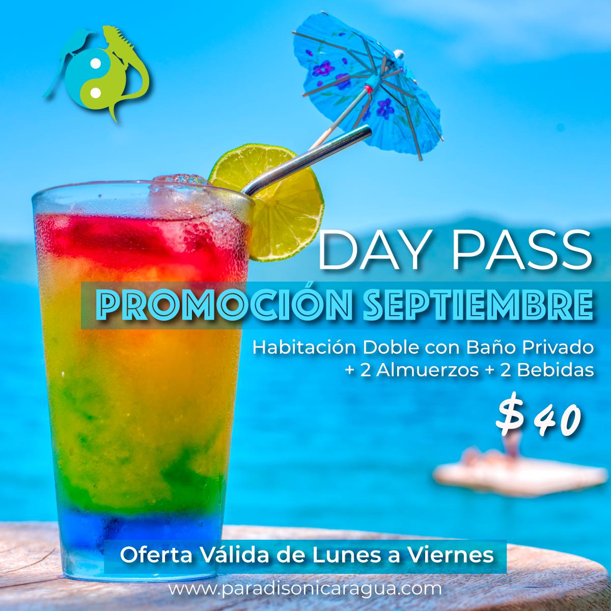 Promociones Septiembre 2020 Paradiso Nicaragua Hotel Laguna de Apoyo Booking